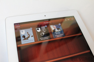 Gallery Photo: iTunes U hands-on photos