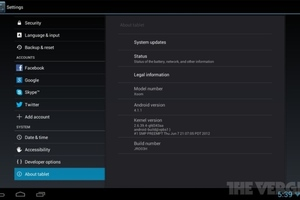 android 4.1.1 xoom stock