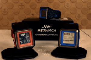 MetaWatch Strata video