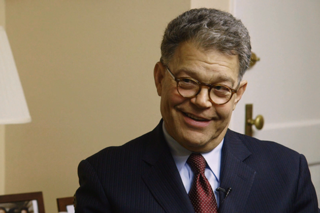 photo image On The Verge episode 008 teaser: how Senator Al Franken 'calmly' explains net neutrality to his colleagues