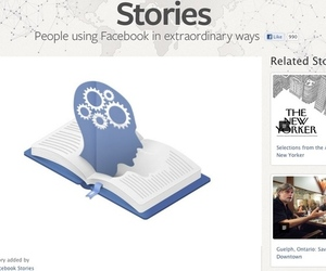Facebook Stories