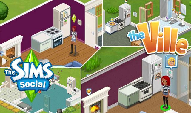 Ea Klaagt Zynga Aan Wegens 39 Kopi Ren 39 Van The Sims Social It Pro Nieuws Tweakers