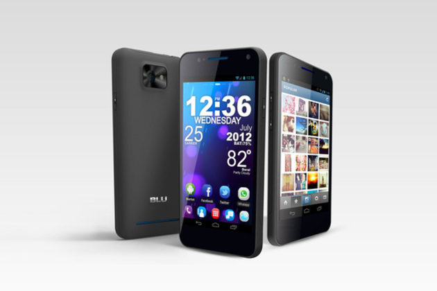 photo image Blu Products announces Vivo 4.3: Android 4.0 and dual SIMs for $249.99
