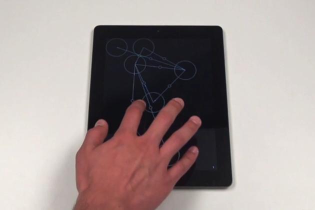 Sona iPad app