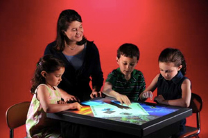 DiamondTouch Table