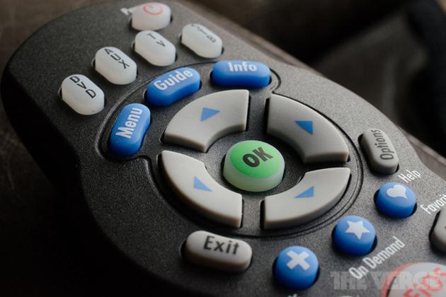 Verizon FiOS TV DVR Remote (STOCK)