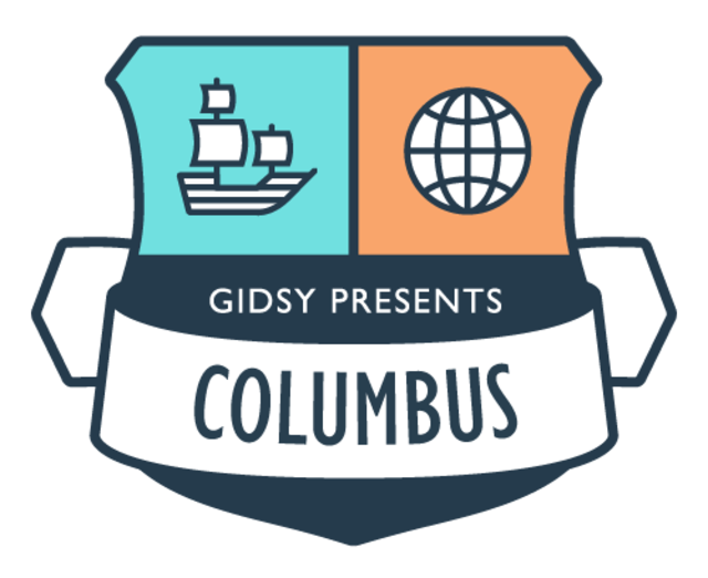gidsy columbus badge