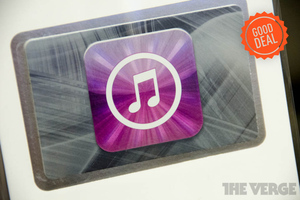 Apple iTunes Gift Card GOOD DEAL