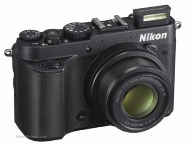 Nikon Coolpix P7700