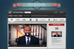 YouTube Elections Hub