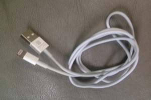 iphone dock connector USB cable (veister)
