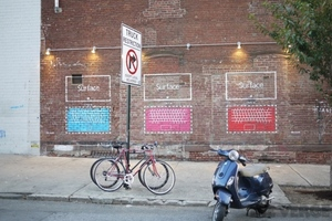 Gallery Photo: Surface ad in Brooklyn photos