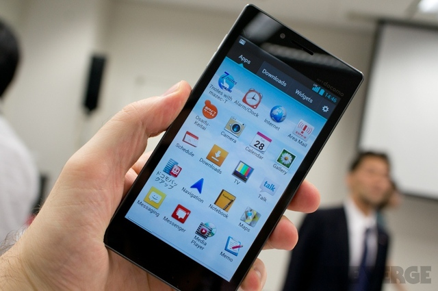 Gallery Photo: LG Optimus G hands-on photos
