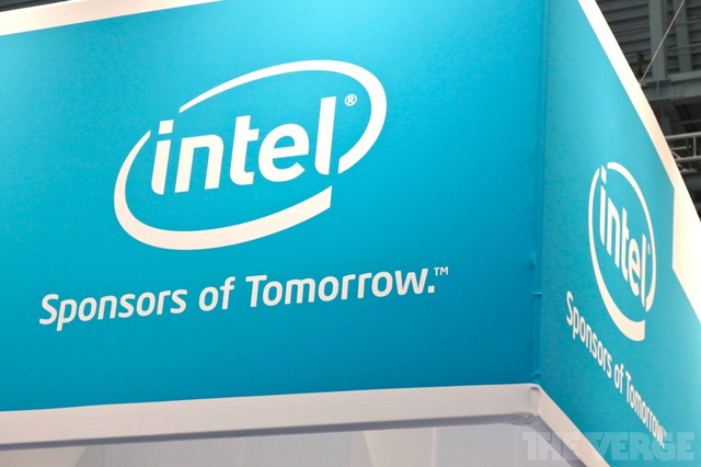 Intel logo