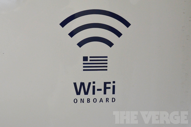 In-Flight Wi-Fi US Air 