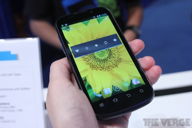 Gallery Photo: ZTE Grand X IN with Intel processor