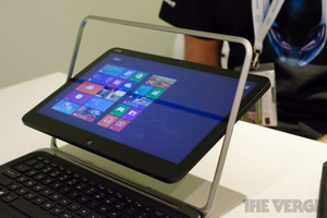 Gallery Photo: Dell XPS 12 Duo and XPS 10