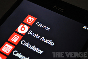 Windows Phone beats audio