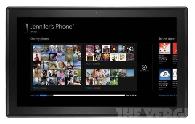 Windows 8 app for Windows Phone 8