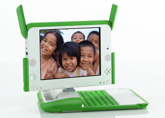 OLPC XO-1 (fuseproject)