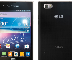 Lg Intuition press shot