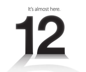 Apple iPhone 5 Invite