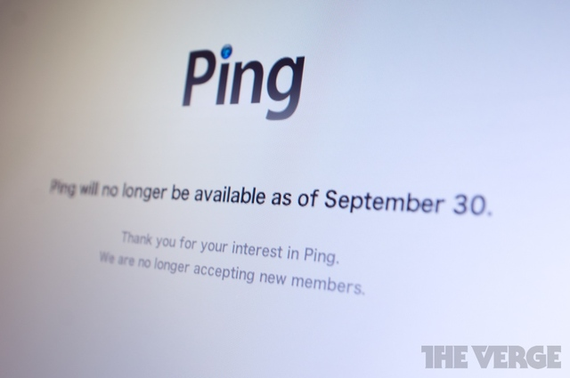 Ping Accepts No New Members