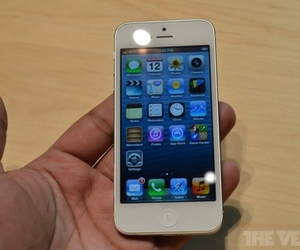 Gallery Photo: iPhone 5 hands-on pictures 2