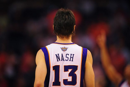 No longer a Sun, Steve Nash may still play a big part in the Suns advancing against his new team.