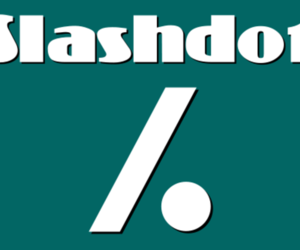 Slashdot logo