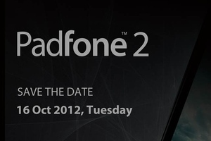Asus PadFone 2 invite