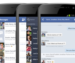 facebook messenger for android 2.0