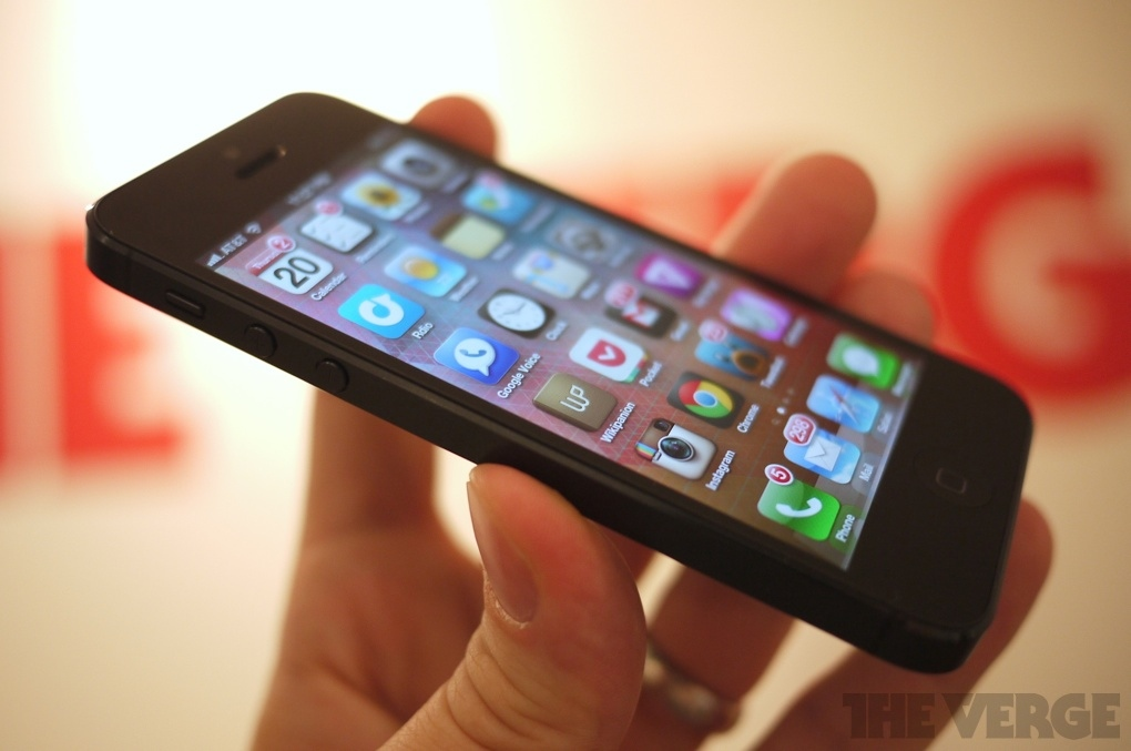 iPhone 5 main