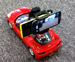 Lumia 920 on an RC car