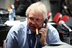 "When you search ""NHL CBA"" in Google Images, this picture of Glen Sather pops up second. That is ten kinds of awesome."
