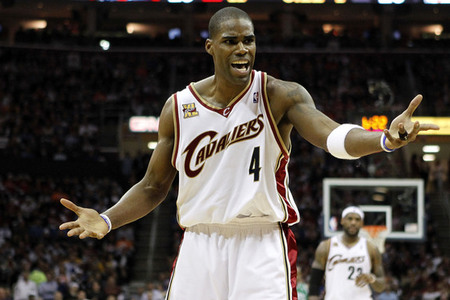 antawn jamison cavs. a damper on the Cavaliers#39;