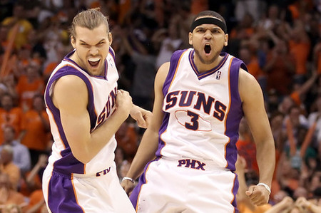 The heart and soul of the Suns second unit. I mean Jared, not that guy from Twilight.
