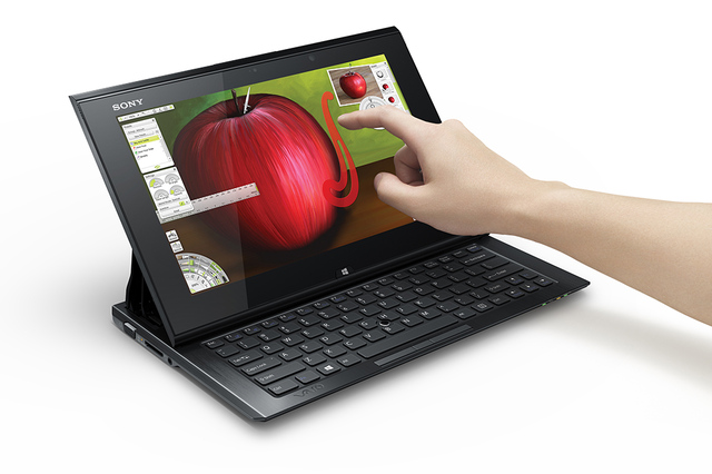 Gallery Photo: Sony's revamped VAIO lineup for Windows 8 (pictures)