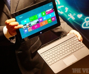 Gallery Photo: Asus Tablet 600 pictures