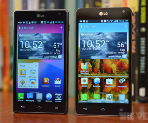 LG Optimus G AT&amp;T Sprint watermark