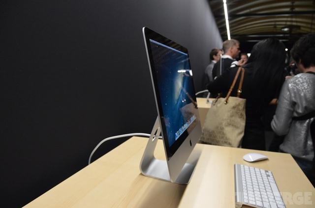 iMac thin