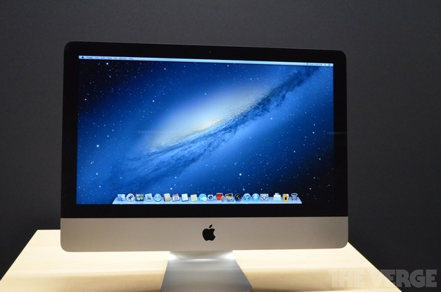 Gallery Photo: Apple's new iMac hands-on