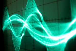 Waveform by Michael Altemark (Flickr)