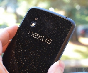 Nexus 4 back