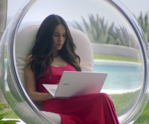 megan fox acer