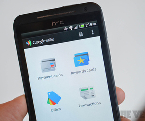 Google Wallet 1.5 Stock