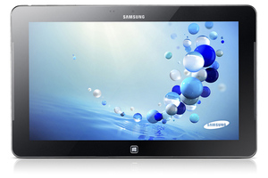 Samsung Ativ Smart PC tablet press image