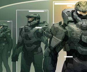 Halo 4 art lead
