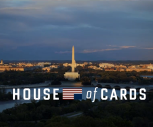 House of Cards title shot