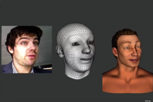 Faceshift motion capture